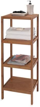Creative Bath Ecostyles 4 Shelf Bamboo Tower