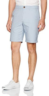 "Original Penguin Men's 9"" Oxford Dobby Cuffed Short"
