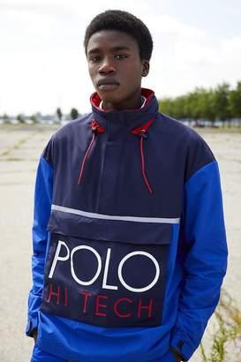 Polo Ralph Lauren Hi-Tech Popover Anorak Jacket