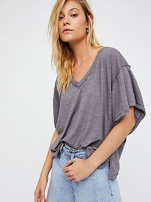 We The Free My Boyfriendâ€TMS Tee at Free People $58 thestylecure.com