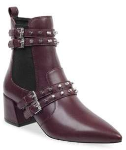 c3160f0df KENDALL + KYLIE Leather Upper Women's Boots - ShopStyle