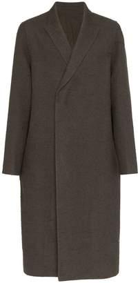 Rick Owens bell coat