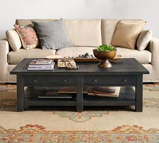 Pottery Barn Benchwright Grand Coffee Table