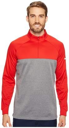 Nike Therma-Fit 1/2 Zip Men's Long Sleeve Pullover