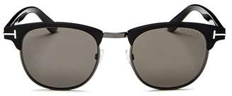 eaed31b2b9 ... Tom Ford Men s Laurent Polarized Square Sunglasses