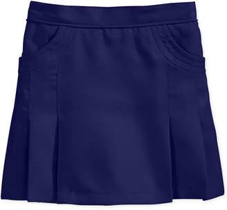 Nautica School Uniform Pleated Scooter Skirt, Big Girls (7-16) $30 thestylecure.com