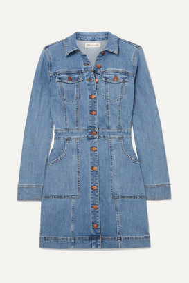 Madewell Denim Mini Dress