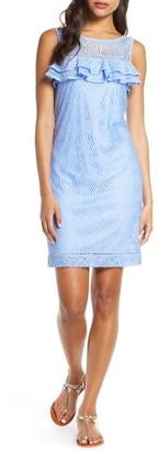 Lilly Pulitzer Janine Sleeveless Lace Shift Dress