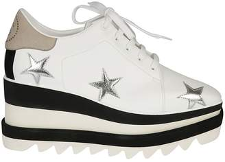 Stella McCartney Star Platform Sneakers