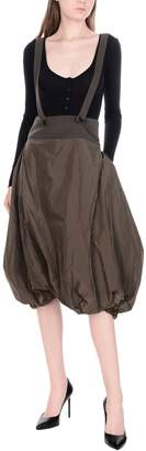 Stefano Mortari 3/4 length skirts