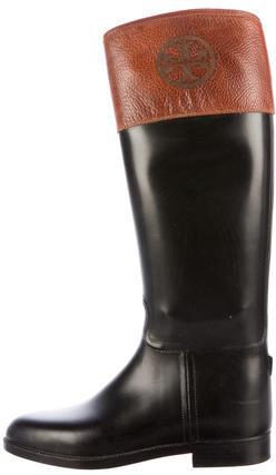 Tory BurchTory Burch Diana Knee-High Rain Boots