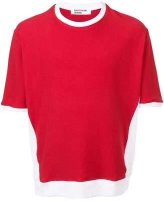 Enfants Riches Deprimes contrasting trim T-shirt