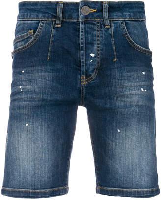 Frankie Morello denim shorts