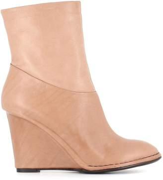 Roberto Del Carlo Wedge Boots 10647