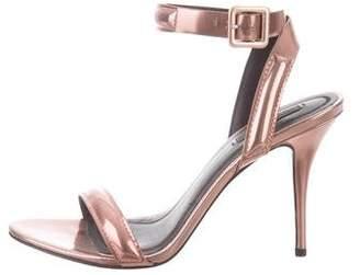 3ebb497f273 Alexander Wang Ankle Strap Women s Sandals - ShopStyle