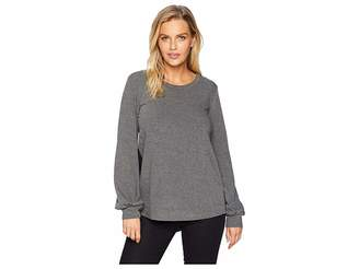 Karen Kane Long Sleeve Contrast Sweater Women's Sweater