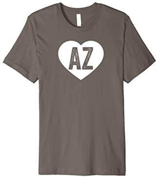 Arizona Heart - Hometown State Southwest Pride T-Shirt