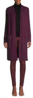 Polo Ralph Lauren Wool& Cashmere Long Open Front Cardigan