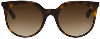 McQ Tortoiseshell MQ124 Sunglasses