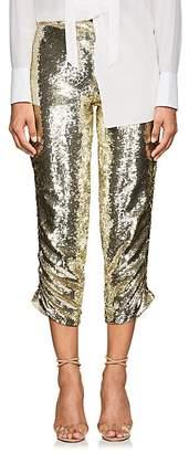 retrofête Women's Clara Sequined Crop Pants