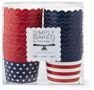 Williams-Sonoma Williams Sonoma Simply Baked 4th of July Cupcake Liners, Small