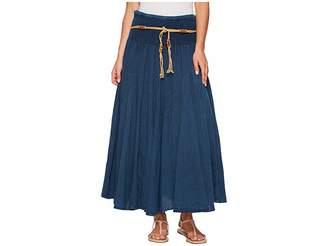 Scully Cantina Gar-Ye Skirt w/ Belt
