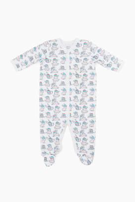 Roberta Roller Rabbit Infant Babla Footie Pajamas