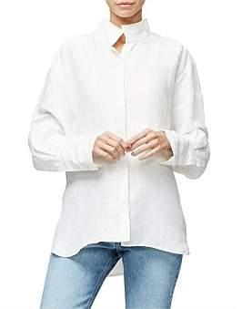 Frame Clean Collared Shirt