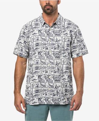 O'Neill Jack Men's Hook'D Short Sleeve Shirt