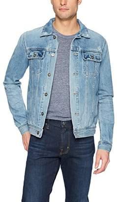 AG Adriano Goldschmied Men's Dart Long Sleeve Prime Denim Jacket