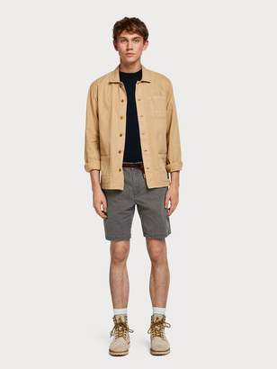 Scotch & Soda Clip Buckle Shorts
