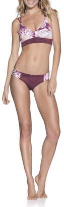 Maaji Swimwear Rose Velvet Bottom