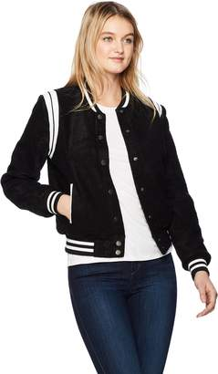 Cupcakes And Cashmere Women's Cadien Knit Bomber Jacket
