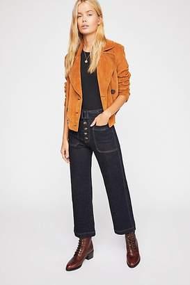 Denim Mod Slim Flare Jeans