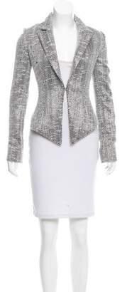 Wes Gordon Woven Tailored Blazer