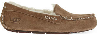 UGG Ansley suede slippers