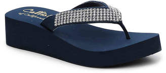 Callisto of California Cannes Wedge Sandal - Women's