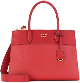 Prada Paridgme leather shoulder bag