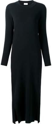 Lemaire lateral slit longsleeved dress