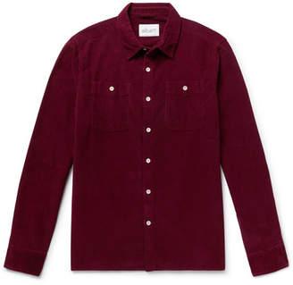 Albam Otto Cotton-Corduroy Shirt