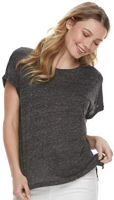 Mudd Juniors' Heathered Tee