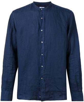 Aspesi mandarin collar shirt