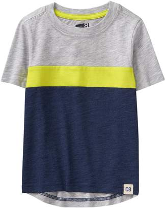 Crazy 8 Crazy8 Colorblock Tee
