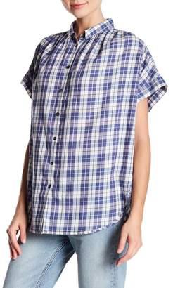 Madewell Central Linus Plaid Shirt