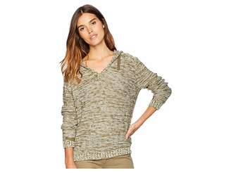 Roxy Military Tones V-Neck Sweater