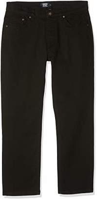 """Jacamo Men's Gaberdine 33"""" Jeans Long Straight,(Size:38L)"""