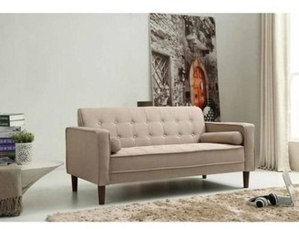 Leonel Signature Nathaniel Home Nolan Small Space Sofa, Multiple Colors