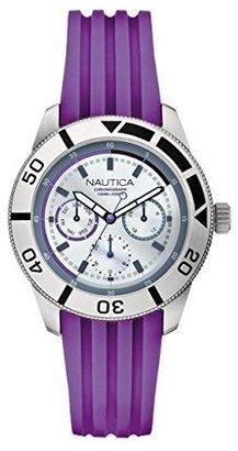Nautica (ノーティカ) - Nautica n16631 mレディーススポーツ腕時計
