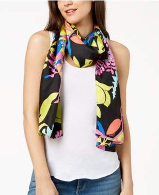 Echo Alonnah Floral Silk Scarf