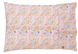 Kip&Co Little Colored Flowers Cotton Pillowcase